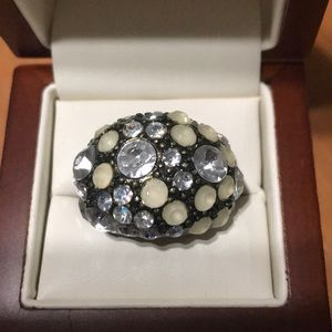Chunky Stone Ring